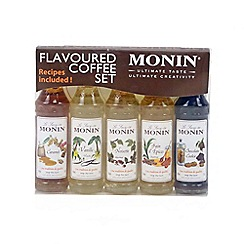 Costa - Monin Speciality Coffee Syrups