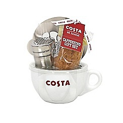 Costa - Cappuccino gift set