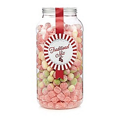 Sweet Shop - Traditional mix 2.56kg sweetie jar