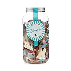 Sweet Shop - Bottle Mix 2.2kg sweet jar