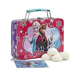 Disney Frozen - Frozen lunch tin with mallows and jigsaw