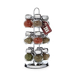 La Cucina - 15 Jar Spice Rack