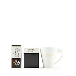 Lindt - Excellence rich roast coffee with chocolate bar