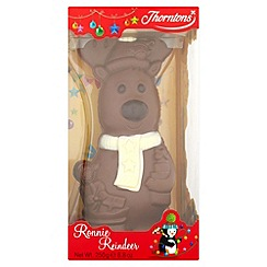 Thorntons - Large Ronnie reindeer model