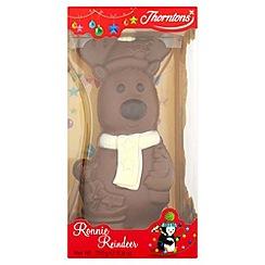 Thorntons - Large Ronnie reindeer model