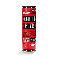 Debenhams - Chilli Beer tube