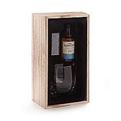 Debenhams - Malt whiskey, tumbler and stones set