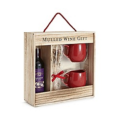Debenhams - Harvest Fruits Mulled Wine gift set