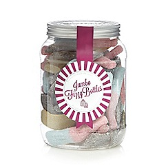 Sweet Shop - Jumbo Fizzy Bottles 1kg jar