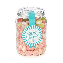 Sweet Shop - Classic favourites 1kg sweetie jar