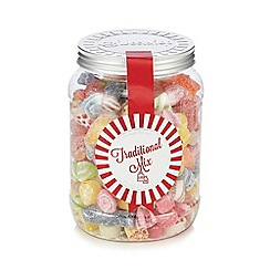 Sweet Shop - Traditional mix 1.05kg sweetie jar