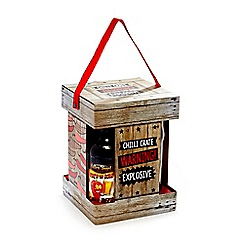 Debenhams - Dynamite chilli gift crate