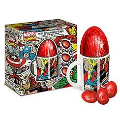 Marvel - Egg and mug set