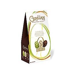 Guylian - Filled mini eggs in milk truffle, original praline and dark praline