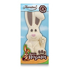 Thorntons - Harry Hopalot 250g White Chocolate Model