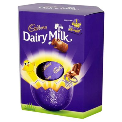 Cadburys Dairy Milk Giant Easter Egg