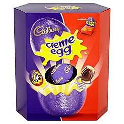 Cadburys - Crème Egg Giant Easter Egg