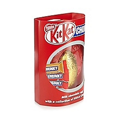 Nestle - Kit Kat Chunky milk chocolate egg selection