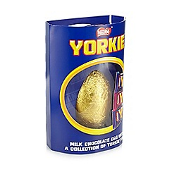 Nestle - Yorkie milk chocolate egg collection