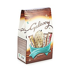 Mars - Galaxy milk chocolate Easter egg selection