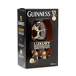 Guinness - Dark chocolate Easter egg and truffles