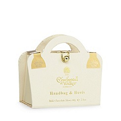 Charbonnel et Walker - Milk chocolate 'Handbag & Heels' in a gift box