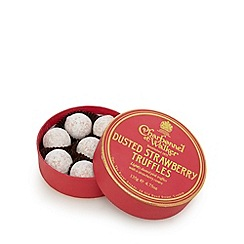 Charbonnel et Walker - Dusted strawberry truffles