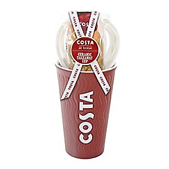 Costa - Takeaway cup set with Costa biscuits - 60g