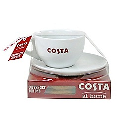 Costa - Cake plate set with biscuits - 60g