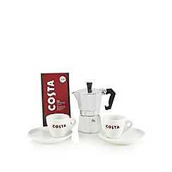Costa - Espresso set with Costa espresso coffee - 200g