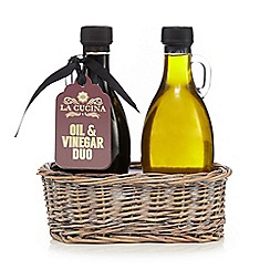 La Cucina - Oil and vinegar duo