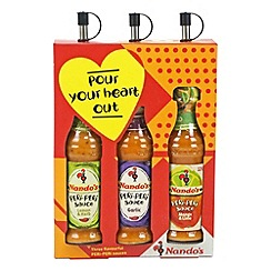 Nandos - Flavoured sauces set