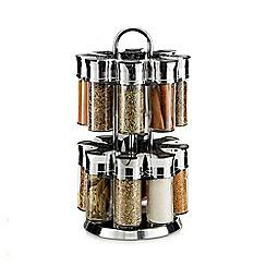 La Cucina - Sixteen piece spice rack