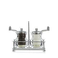 La Cucina - Silver cruet set