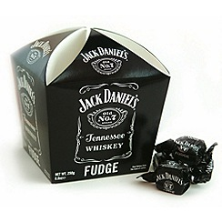 Jack Daniels - Whiskey infused fudge