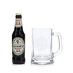 Guinness - Original extra stout and tankard