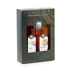 Lyme Bay - Wine gift set