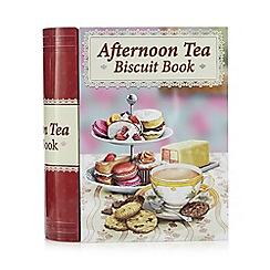 Debenhams - Afternoon tea biscuit book