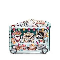 Debenhams - Tea trolley cookie tin