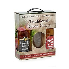 Lyme Bay - Cider Gift Set