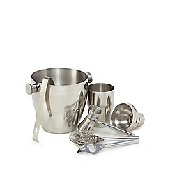 Debenhams - Mixologist' cocktail accessories set