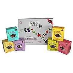 English Tea Shop - Super Tea Collection Tray - 48 tea bags