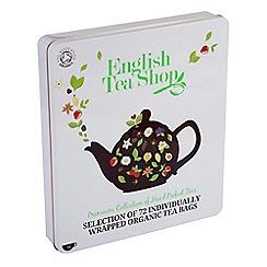 English Tea Shop - Assorted Luxury Gift Tin - 72 tea bags