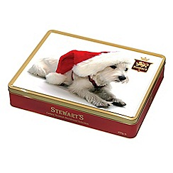 Stewarts - Winter Westie Tin