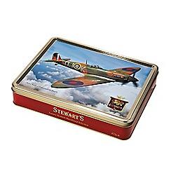 Stewarts - WWII Spitfire Tin