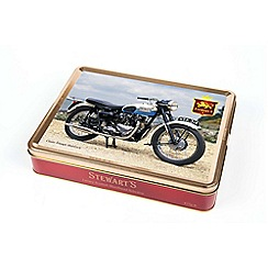 Stewarts - Classic Triumph Motorcycle Tin