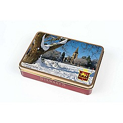 Stewarts - Village Green in Snow Tin