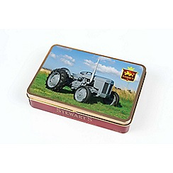 Stewarts - Little Grey Fergie' Tin