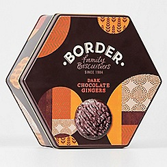 Border Biscuits - Dark Chocolate Gingers 500g