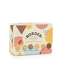 Border - Luxury Biscuit Selection 500g